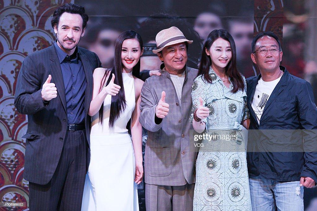 "The 17th Shanghai International Film Festival - ""Dragon Blade"" Press Conference"