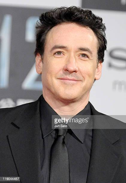 Actor John Cusack attends 2012 Japan Premiere at Roppongi Hills Arena on November 17 2009 in Tokyo Japan The film will open on November 21 in Japan