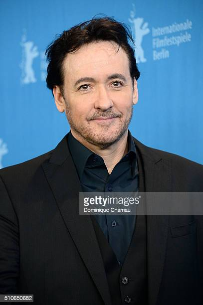 Actor John Cusack attends the 'ChiRaq' photo call during the 66th Berlinale International Film Festival Berlin at Grand Hyatt Hotel on February 16...