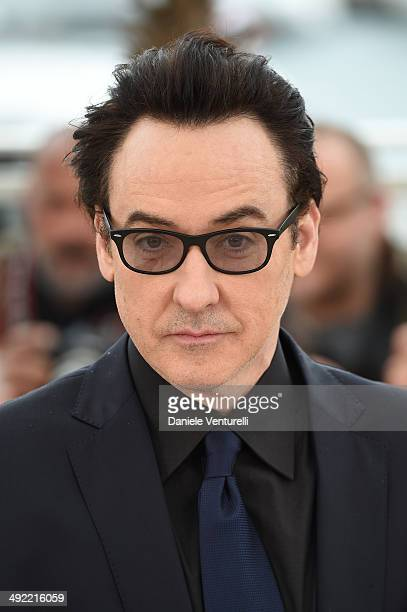 Actor John Cusack attends the 'Maps To The Stars' photocall at the 67th Annual Cannes Film Festival on May 19 2014 in Cannes France