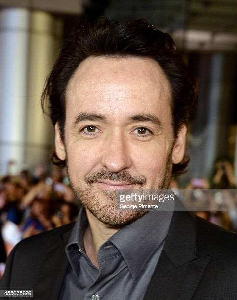 Actor John Cusack attends the Maps To The Stars premiere during the 2014 Toronto International Film Festival at Roy Thomson Hall on September 9 2014...