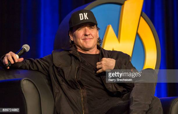 Actor John Cusack during the Wizard World Chicago ComicCon at Donald E Stephens Convention Center on August 26 2017 in Rosemont Illinois