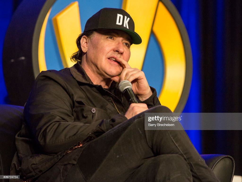 Actor John Cusack during the Wizard World Chicago Comic-Con at Donald E. Stephens Convention Center on August 26, 2017 in Rosemont, Illinois.