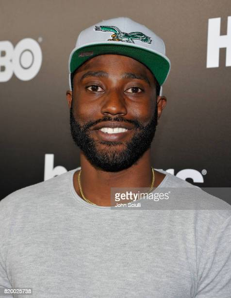 Actor John David Washington attends HBO's Ballers Season 3 PopUp Experience on July 20 2017 in Los Angeles California