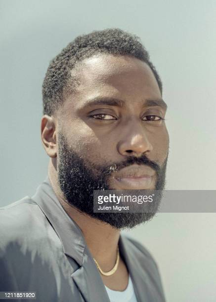 Actor John David Washington is photographed for Grazia Daily on May 2018 in Cannes France