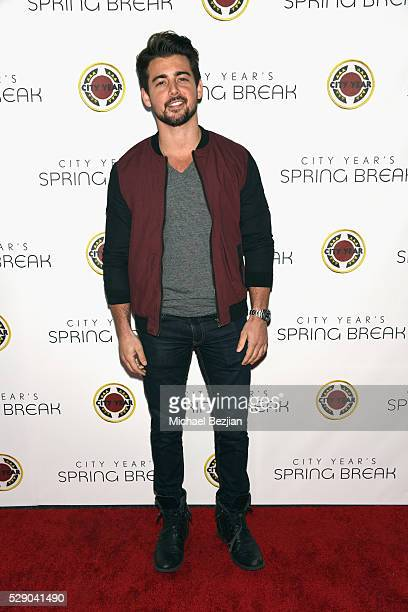Actor John DeLuca attends City Year Los Angeles Spring Break Event at Sony Studios on May 7, 2016 in Los Angeles, California.