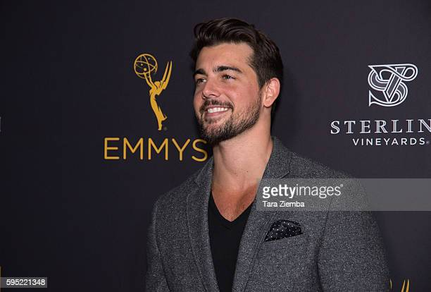Actor John Deluca attends Television Academy's Daytime Television Celebration at Saban Media Center on August 24, 2016 in North Hollywood, California.