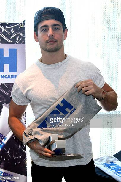 Actor John DeLuca attends the GBK Pre-ESPY lounge held at the Andaz Hotel on July 13, 2015 in Los Angeles, California.
