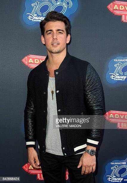 """Actor John DeLuca attends the Premiere of the 100th Disney Channel Original Movie """"Adventures In Babysitting"""" and celebration of all DCOMS in..."""