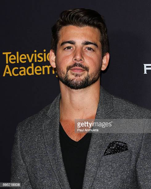 Actor John DeLuca attends the Television Academy's daytime television celebration at The Saban Media Center on August 24, 2016 in North Hollywood,...