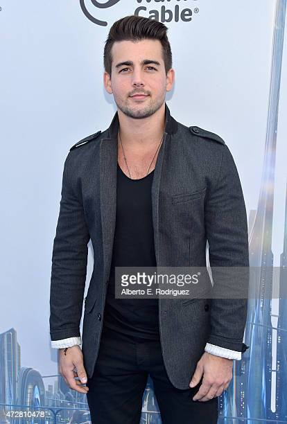 """Actor John DeLuca attends the world premiere of Disney's """"Tomorrowland"""" at Disneyland, Anaheim on May 9, 2015 in Anaheim, California."""