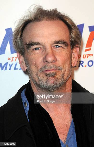 """Actor John Diehl arrives for the G Tom Mac CD Release Party For """"Untame The Songs"""" held at Rolling Stone Restaurant & Lounge on April 9, 2012 in Los..."""
