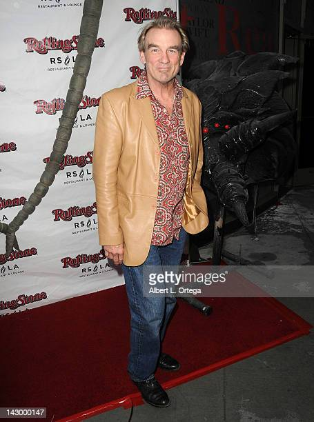 """Actor John Diehl arrives for the Wrap Party For SYFY Networks' """"Monster Man"""" Season 2 held at Rolling Stone Restaurant And Lounge on April 16, 2012..."""