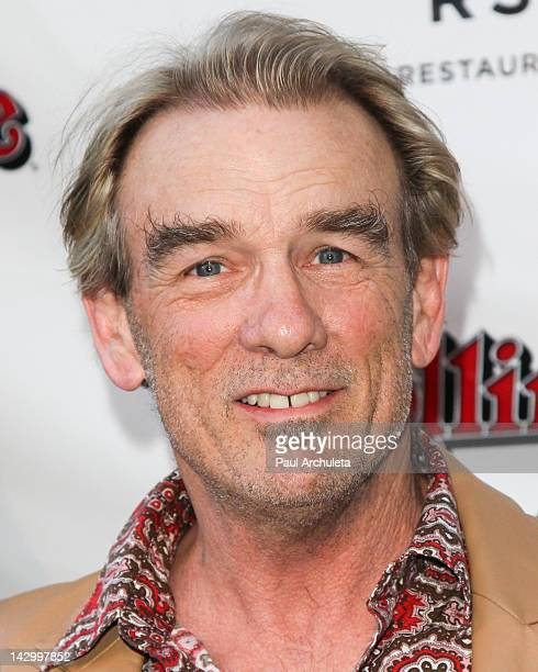 """Actor John Diehl attends the SYFY Network's new series """"Monster Man"""" wrap party at the Rolling Stone Restaurant And Lounge on April 16, 2012 in Los..."""