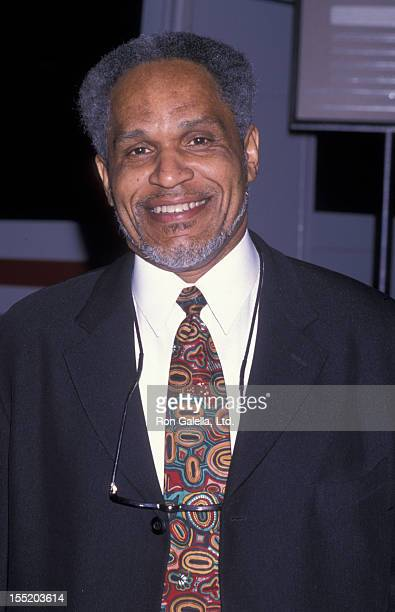 Actor John F Street attends Ennis William Cosby Foundation Benefit Gala on April 2 2001 at Pier 60 in New York City