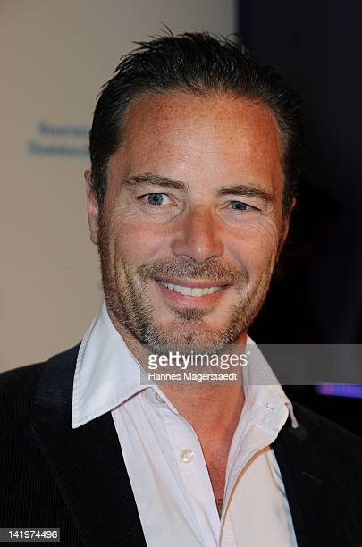 Actor John Friedmann attends the CNN Journalist Award 2012 at the GOP Variete Theater on March 27, 2012 in Munich, Germany.