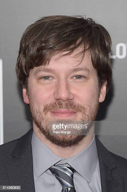 Actor John Gallagher Jr attends the 10 Cloverfield Lane New York premiere at AMC Loews Lincoln Square 13 theater on March 8 2016 in New York City
