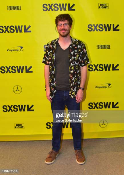 Actor John Gallagher Jr attends the premiere of 'SADIE' during SXSW at Stateside Theater on March 10 2018 in Austin Texas