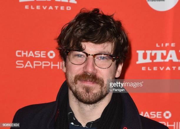 Actor John Gallagher Jr attends the 'The Miseducation Of Cameron Post' And 'I Like Girls' Premieres during the 2018 Sundance Film Festival at Eccles...