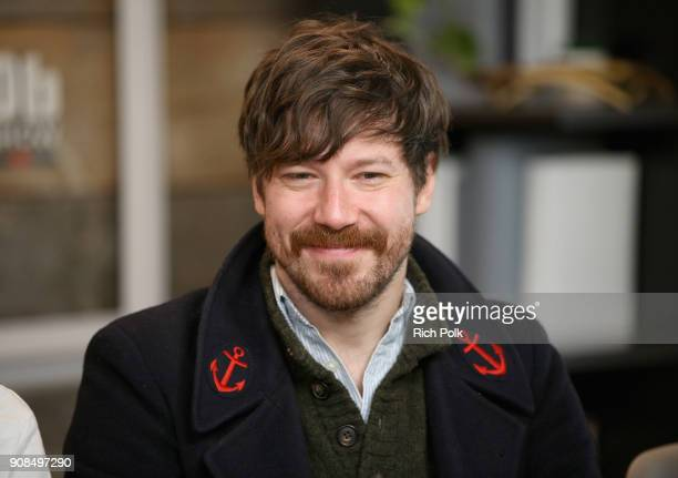 Actor John Gallagher Jr of 'The Miseducation of Cameron Post' attends The IMDb Studio and The IMDb Show on Location at The Sundance Film Festival on...