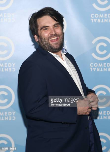 Actor John Gemberling attends Comedy Central's Emmy party at Boulevard3 on September 9 2017 in Hollywood California