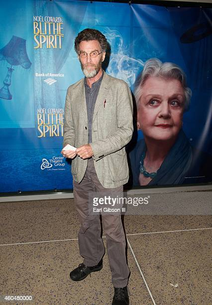 Actor John Glover attends Noel Coward's Blithe SpiritLos Angeles Opening Night Performance at Ahmanson Theatre on December 14 2014 in Los Angeles...