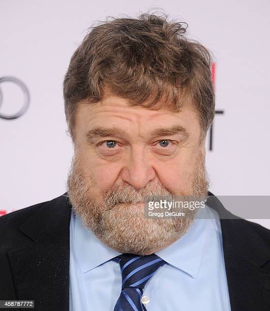 Actor John Goodman arrives at the AFI FEST 2014 Presented By Audi 'The Gambler' Premiere at Dolby Theatre on November 10 2014 in Hollywood California