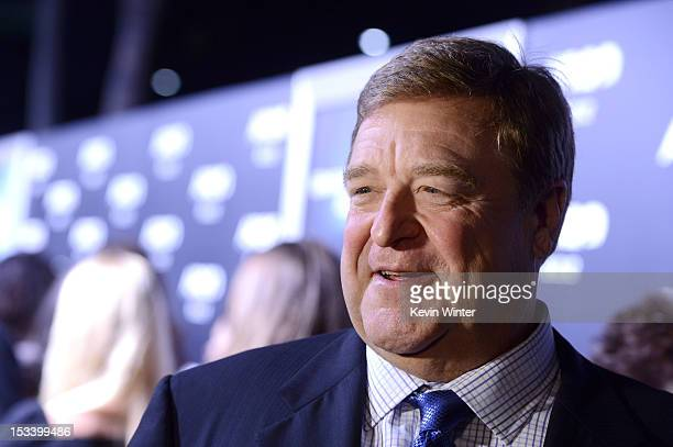 Actor John Goodman arrives at the premiere of Warner Bros Pictures' 'Argo' at AMPAS Samuel Goldwyn Theater on October 4 2012 in Beverly Hills...