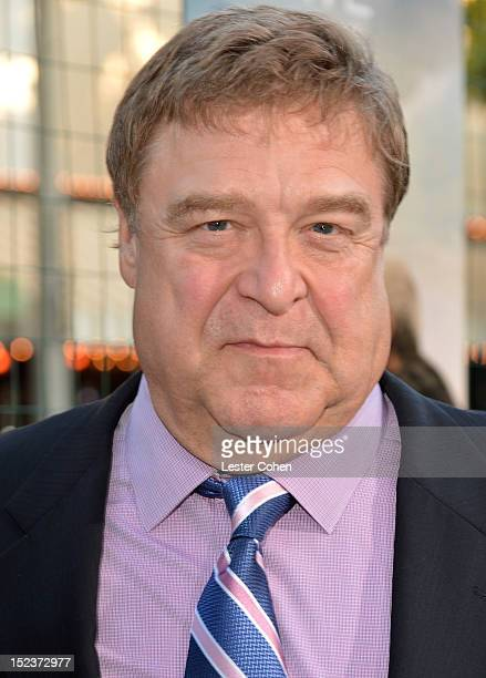 """Actor John Goodman arrives at the """"Trouble With The Curve"""" Premiere at Mann's Village Theatre on September 19, 2012 in Westwood, California."""