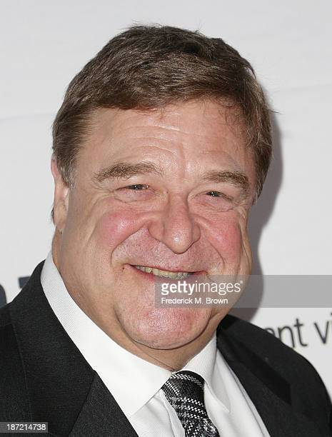 Actor John Goodman attends Amazon Studios Launch Party to Celebrate Premieres of their First Original Series at Boulevard3 on November 6 2013 in...
