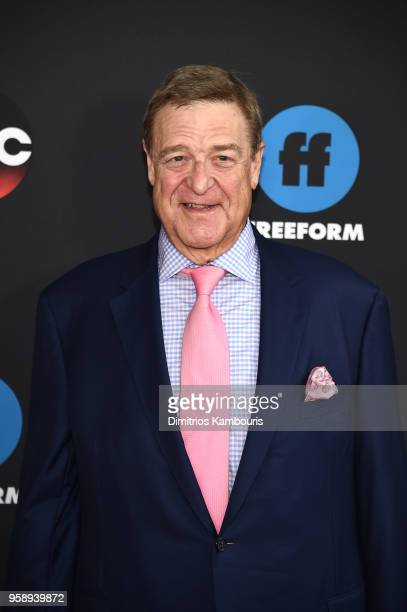 Actor John Goodman attends during 2018 Disney ABC Freeform Upfront at Tavern On The Green on May 15 2018 in New York City