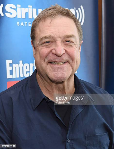 Actor John Goodman attends SiriusXM's Entertainment Weekly Radio Channel Broadcasts From ComicCon 2016 at Hard Rock Hotel San Diego on July 22 2016...
