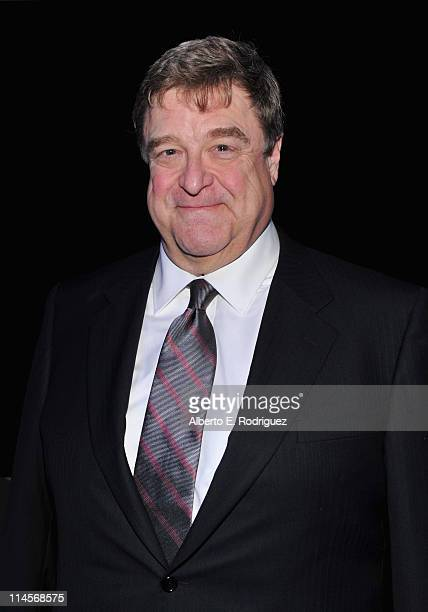 Actor John Goodman attends Sony Pictures Television's LA Screenings at Sony Pictures Studios on May 23 2011 in Culver City California