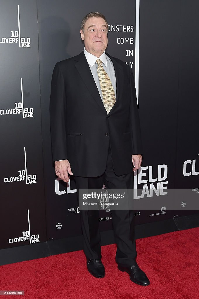 """10 Cloverfield Lane"" New York Premiere - Arrivals"