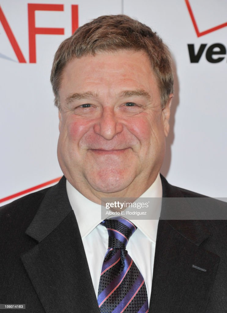 Actor John Goodman attends the 13th Annual AFI Awards at Four Seasons Los Angeles at Beverly Hills on January 11, 2013 in Beverly Hills, California.