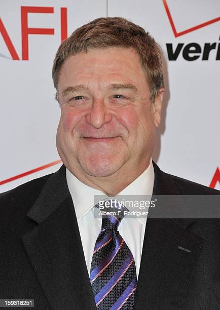 Actor John Goodman attends the 13th Annual AFI Awards at Four Seasons Los Angeles at Beverly Hills on January 11 2013 in Beverly Hills California