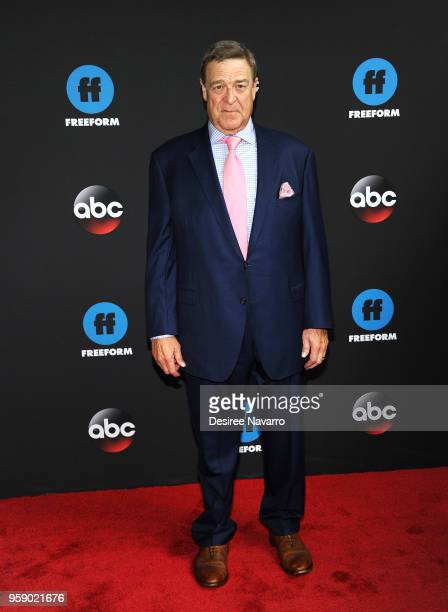 Actor John Goodman attends the 2018 Disney ABC Freeform Upfront on May 15 2018 in New York City