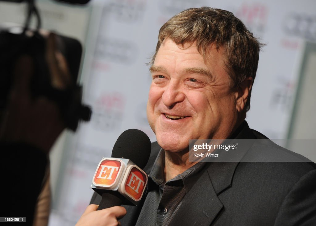 Actor John Goodman attends the AFI Premiere Screening of 'Inside Llewyn Davis' at TCL Chinese Theatre on November 14, 2013 in Hollywood, California.