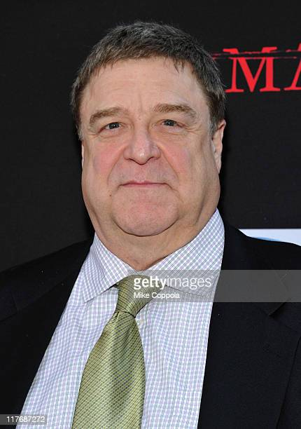 Actor John Goodman attends the screening of the Season Four Premiere of Damages at Paris Theatre on June 29 2011 in New York City