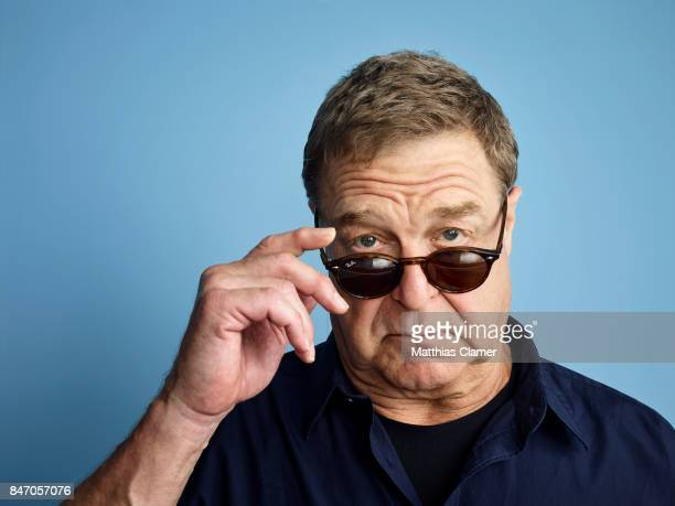 Actor John Goodman from 'Kong Skull Island' is photographed for Entertainment Weekly Magazine on July 23 2016 at Comic Con in the Hard Rock Hotel in...