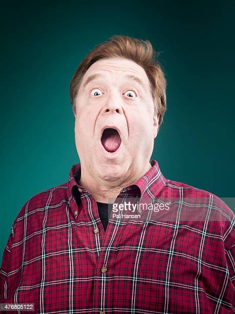 Actor John Goodman is photographed for the Observer on March 25 2015 in London England