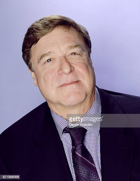 Actor John Goodman poses for a portrait at the 2013 D23 Expo on August 6, 2013 in Las Vegas, Nevada.