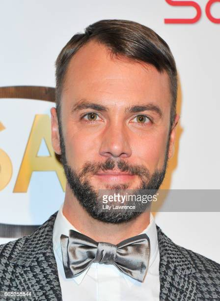 Actor John Halbach arrives at the 8th Annual Indie Series Awards at The Colony Theater on April 5 2017 in Burbank California
