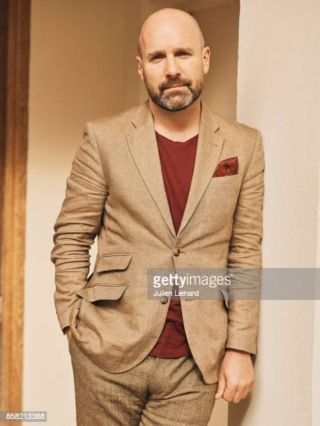 Actor John Harris is photographed for Self Assignment on September 30 2017 in Dinard France