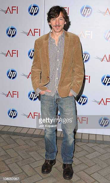 Actor John Hawkes arrives at the 2011 AFI Awards at The Four Seasons Hotel on January 14, 2011 in Beverly Hills, California.
