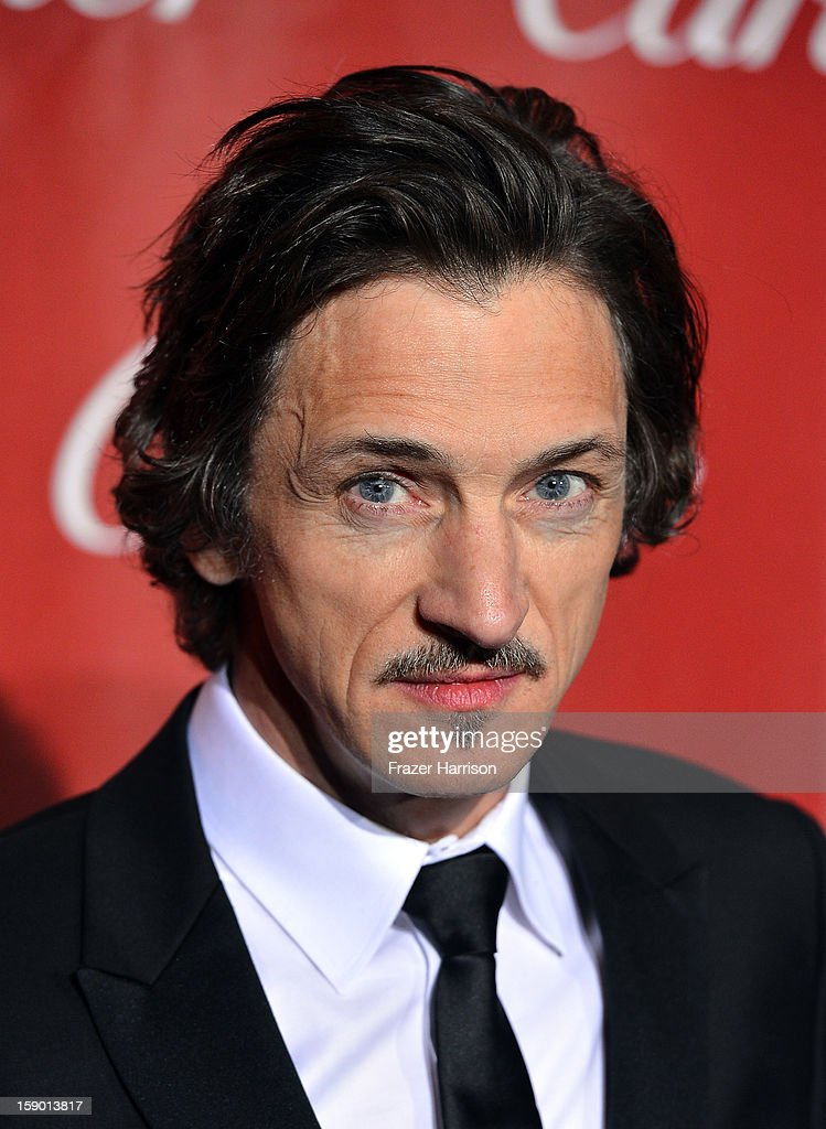 Actor John Hawkes arrives at the 24th annual Palm Springs International Film Festival Awards Gala at the Palm Springs Convention Center on January 5, 2013 in Palm Springs, California.