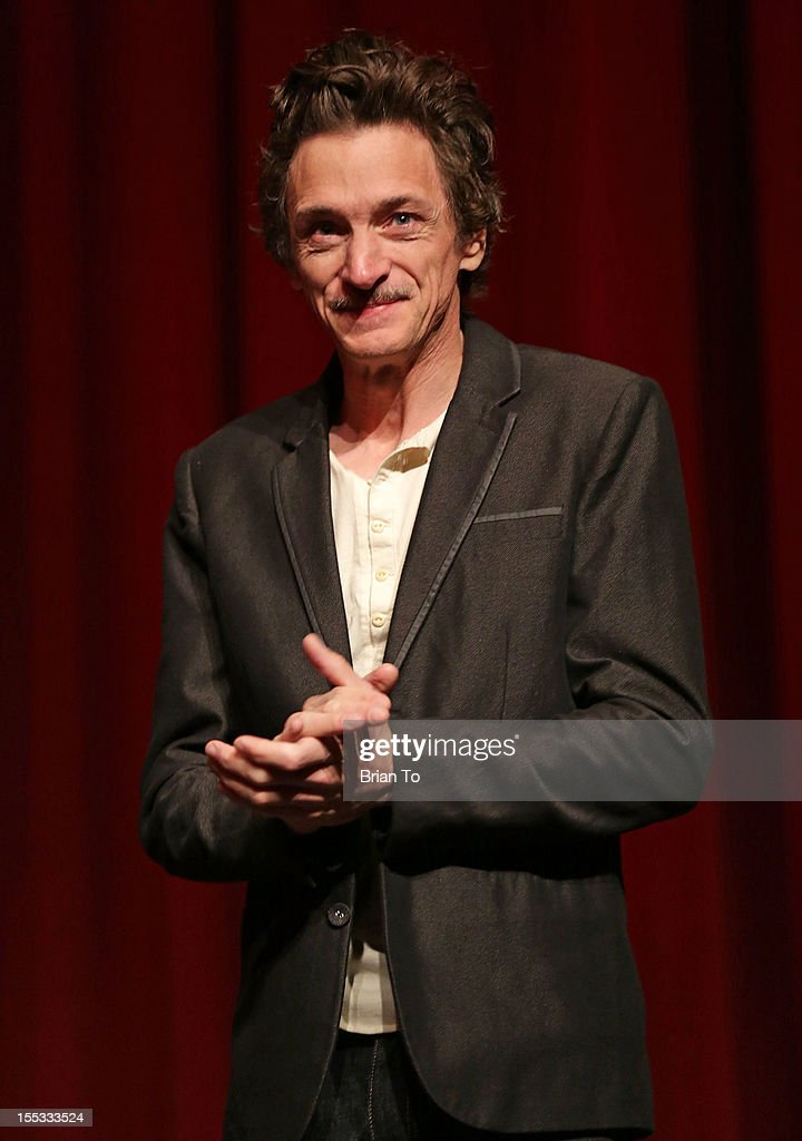 Actor John Hawkes attends SAG-AFTRA special screening of 'The Sessions' at Pacific Design Center on November 2, 2012 in West Hollywood, California.