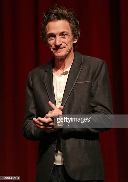 Actor John Hawkes attends SAGAFTRA special screening of 'The Sessions' at Pacific Design Center on November 2 2012 in West Hollywood California