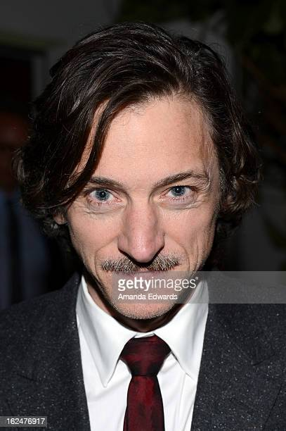 Actor John Hawkes attends the 2013 Film Independent Spirit Awards after party at The Bungalow at The Fairmont Hotel on February 23 2013 in Santa...