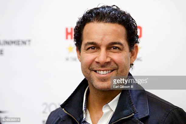 Actor John Huertas attends the 2016 State Of The Entertainment Industry Conference at Loews Hollywood Hotel on November 30 2016 in Hollywood...